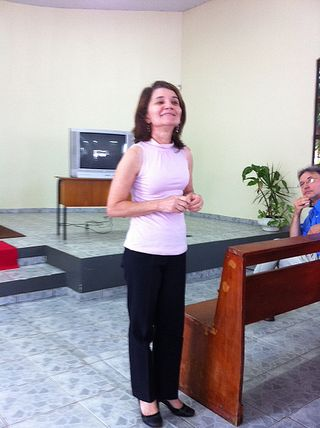 Palmyra, parishioner at Cascavel parish